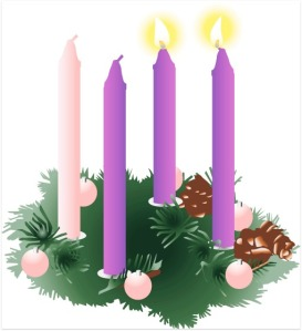 Four-Purple-Advent-Candles-Two-Lit (1)